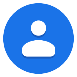 Google Contacts dialer integration